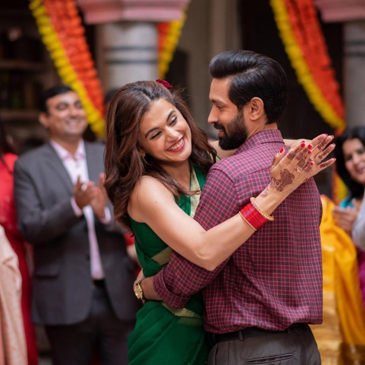 Taapsee Pannu, Vikrant Massey's 'Haseen Dillruba' to release on Netflix on THIS date