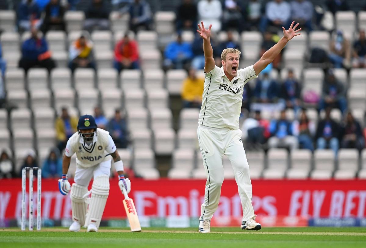 World Test Championship Final: Kyle Jamieson picks up fifer, breaks 8-decade-old record; Twitter applauds