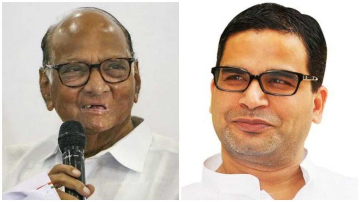 Prashant Kishor meets Sharad Pawar; NCP wants united front against BJP at Centre