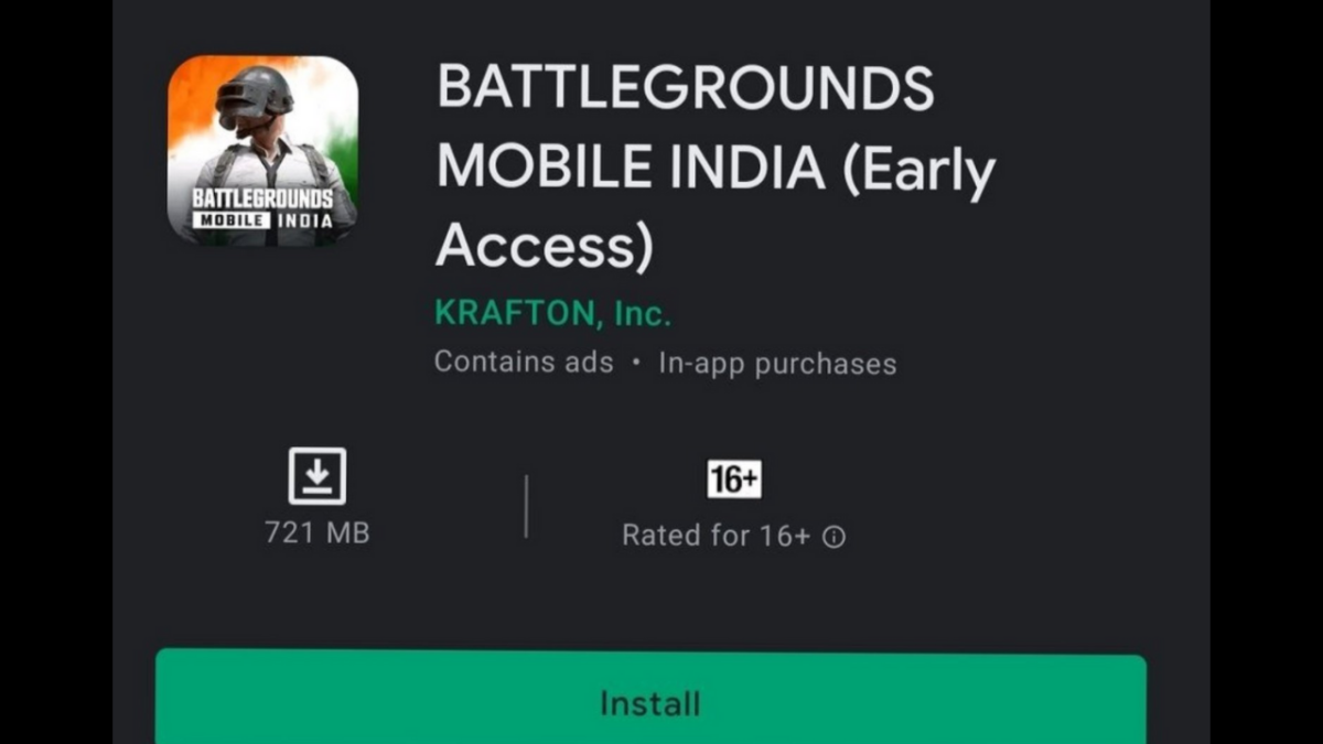 'Dekho wo aa gaya...': Gamers on Twitter elated after beta version of Battlegrounds Mobile India arrives on playstore