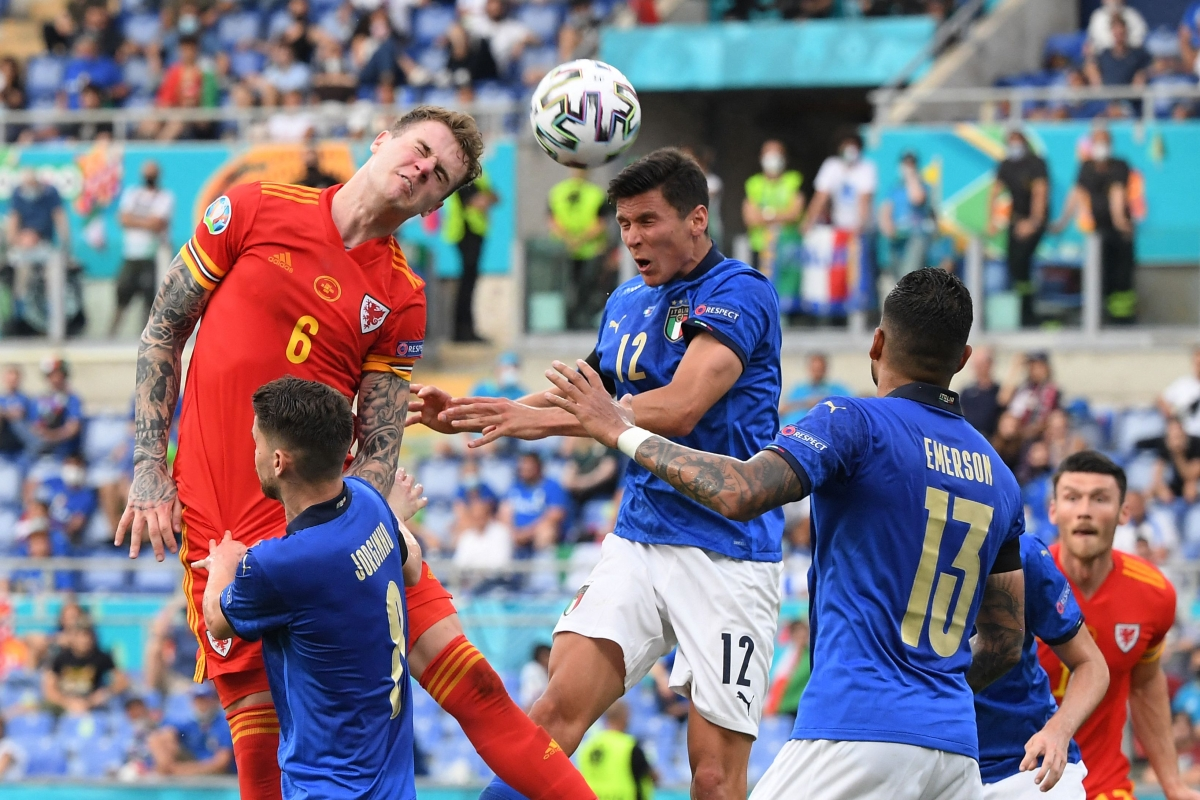 Euro 2020: Italy, Wales qualify to round of 16 from Group A