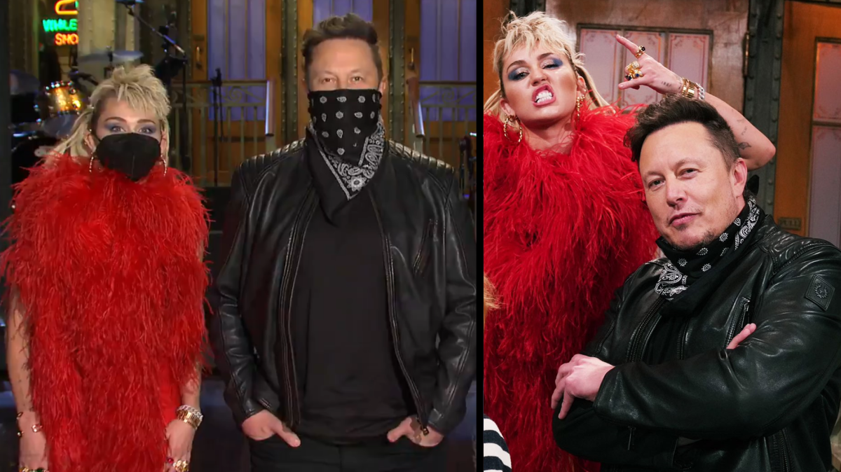 Elon Musk counters hacker Anonymous' threats with Hannah Montana meme; 'I told you that in confidence' Miley Cyrus responds