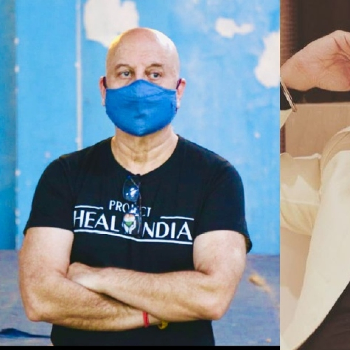 Ssumier Pasricha slams Anupam Kher for complaining about losing Twitter followers amid COVID-19 pandemic