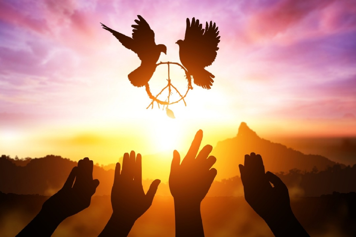 Guiding Light: Peace is the way