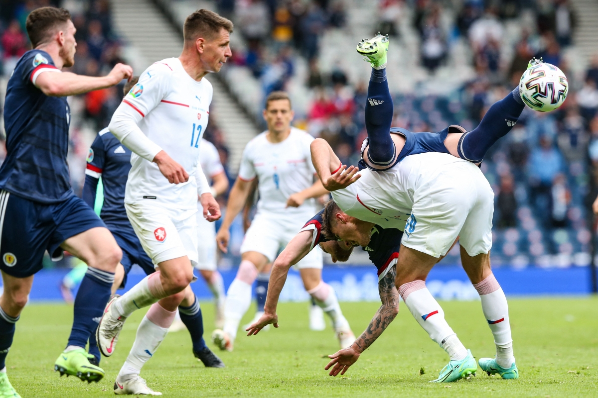 Euro 2020: Schick stunner sinks Scotland, as Czech Republic make a winning start