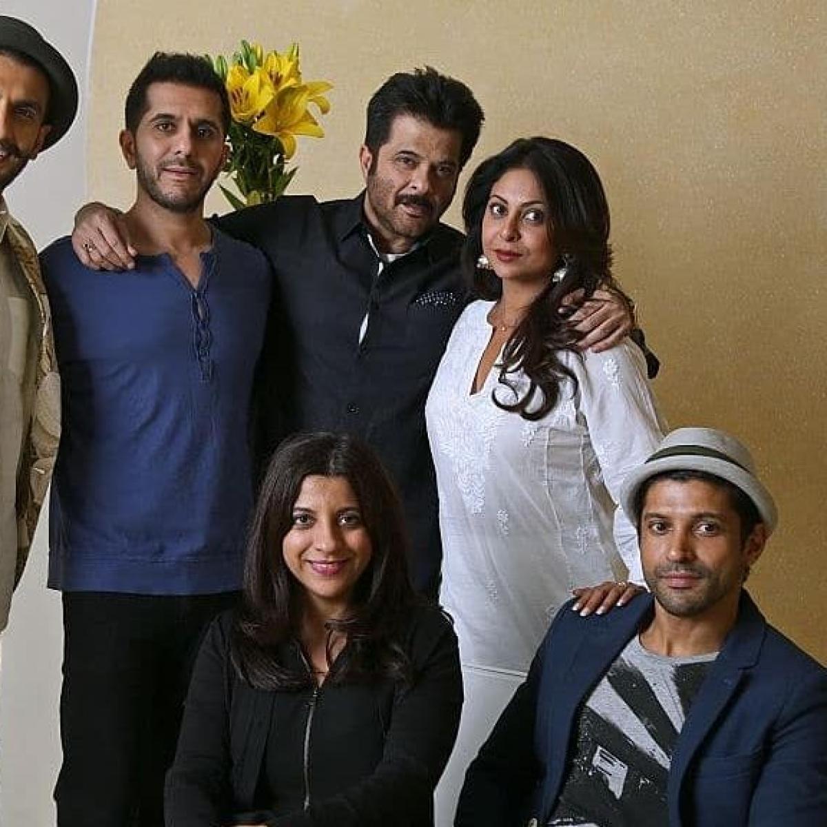 Anil Kapoor, Shefali Shah get nostalgic as 'Dil Dhadakne Do' clocks six years