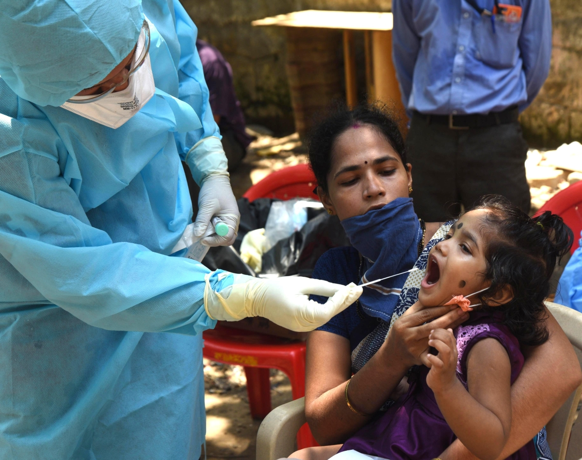 Mumbai: 90,000 beneficiaries vaccinated for COVID-19 in city on June 14