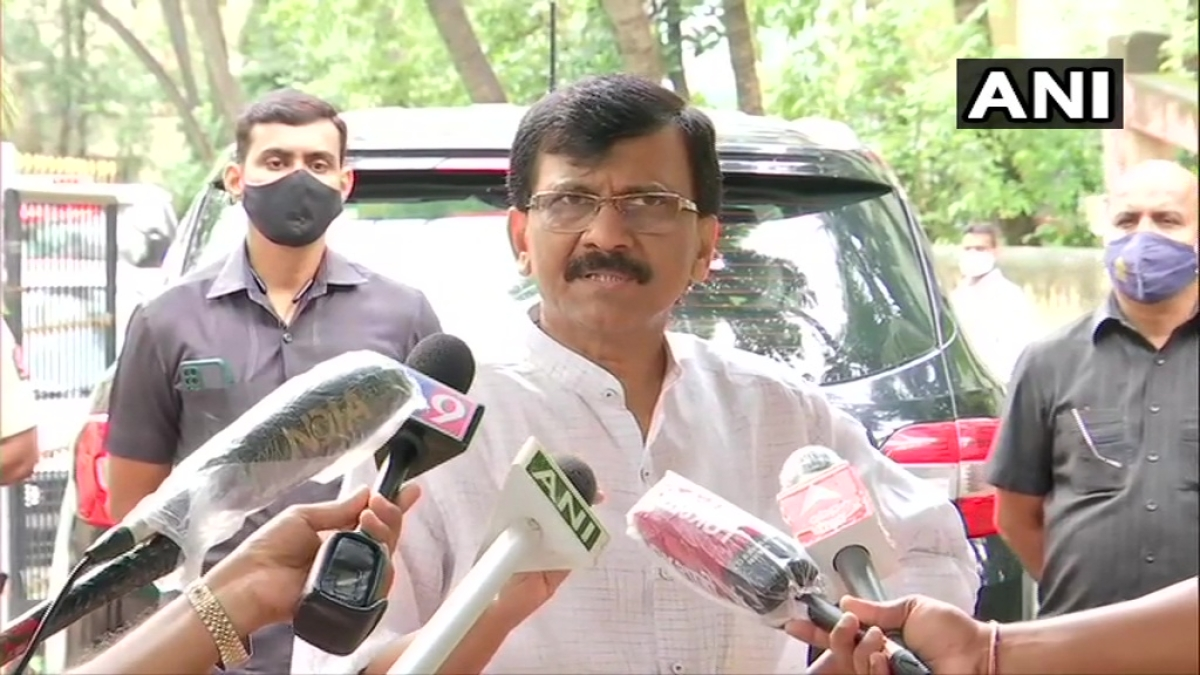 'Those who want to contest, let them do it': Shiv Sena MP Sanjay Raut on Congress' claim to go solo