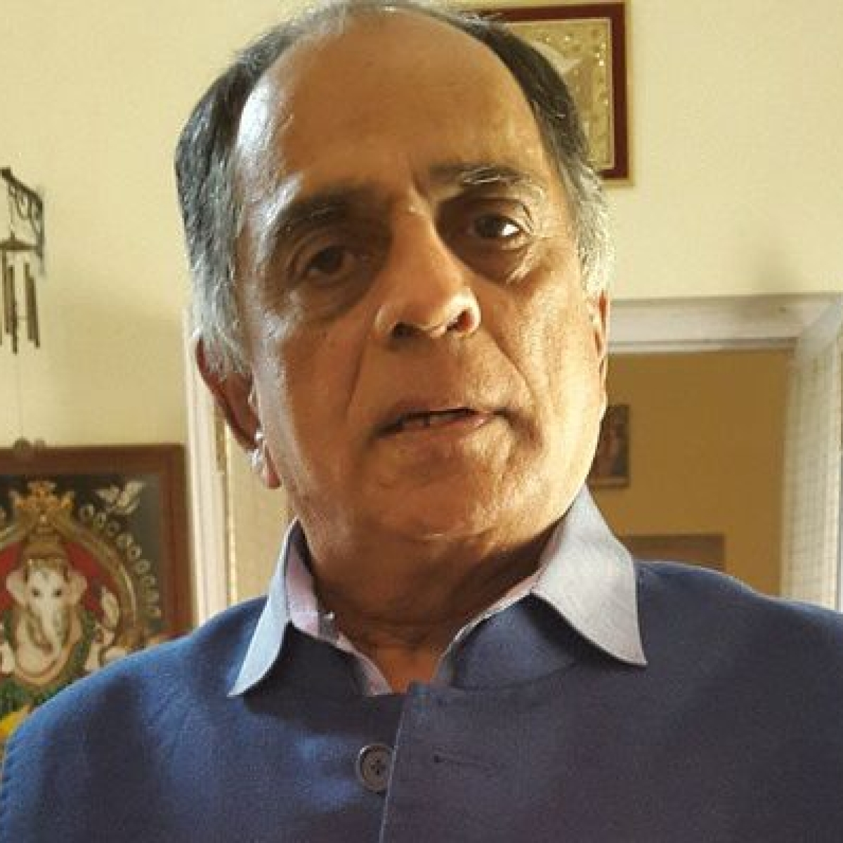 Producer Pahlaj Nihalani's near-death experience after eating chicken; was hospitalised for nearly a month