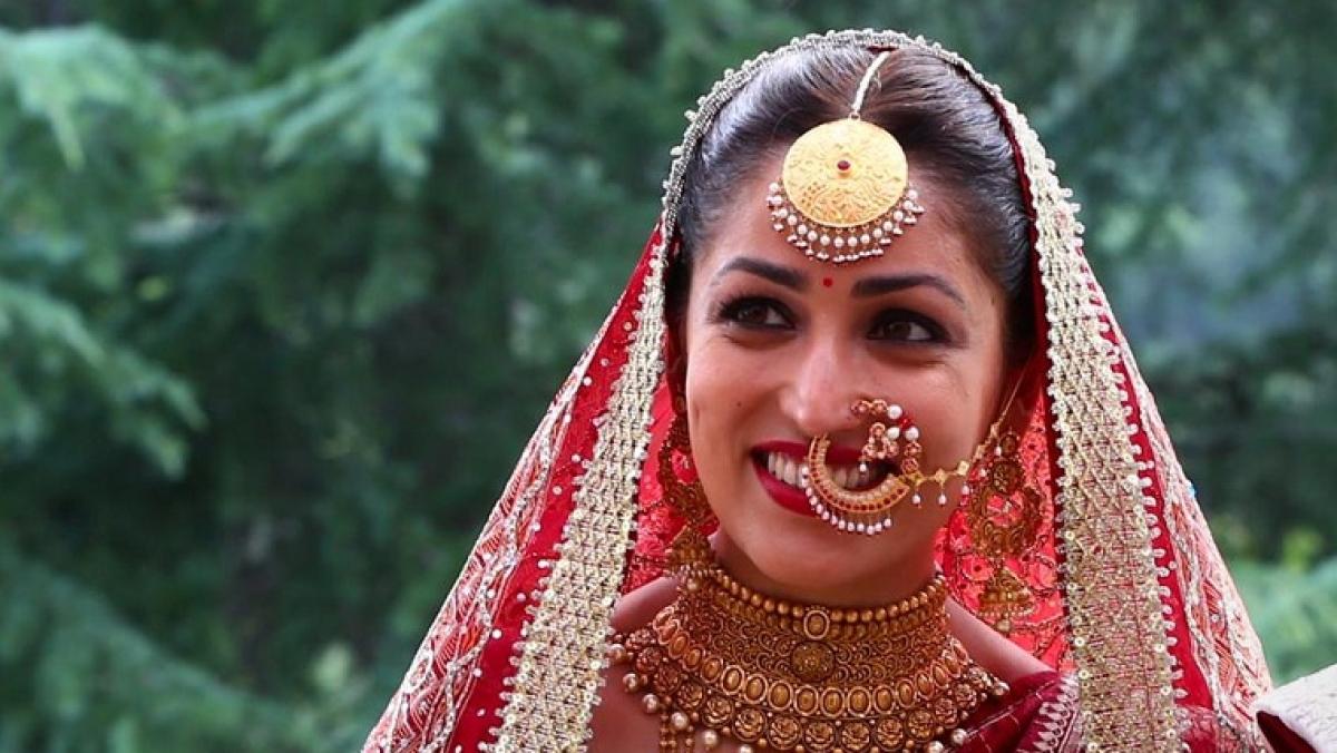 Yami Gautam's wedding trousseau decoded!