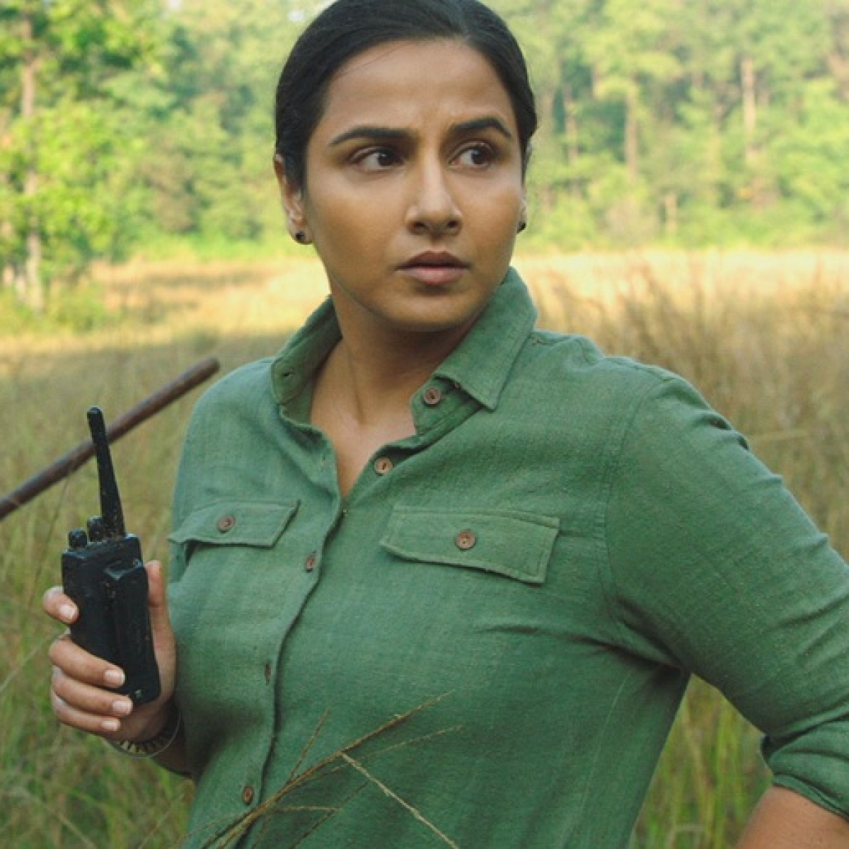 Vidya Balan gives a peek into her upcoming film Sherni