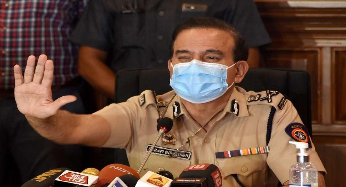 Former Mumbai Police chief Param Bir Singh