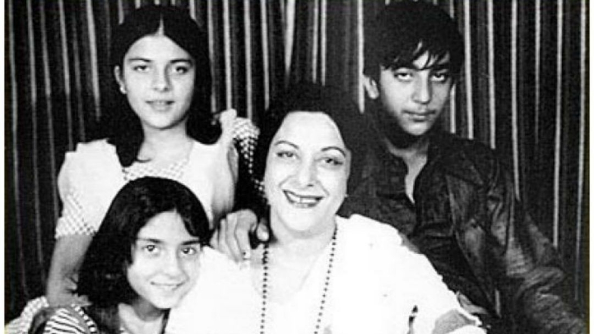 'There's nobody like you': Sanjay Dutt remembers mom Nargis on her birth anniversary with timeless pics