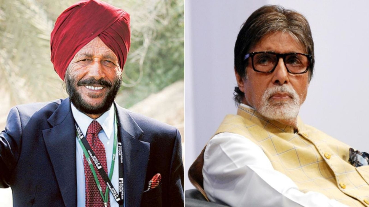 Amitabh Bachchan remembers Milkha Singh, shares last page of his autobiography