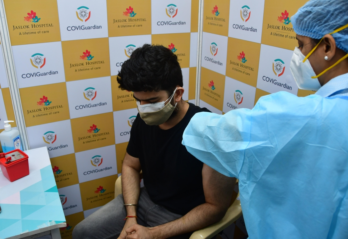Mumbai: More than 94,000 beneficiaries vaccinated on Monday