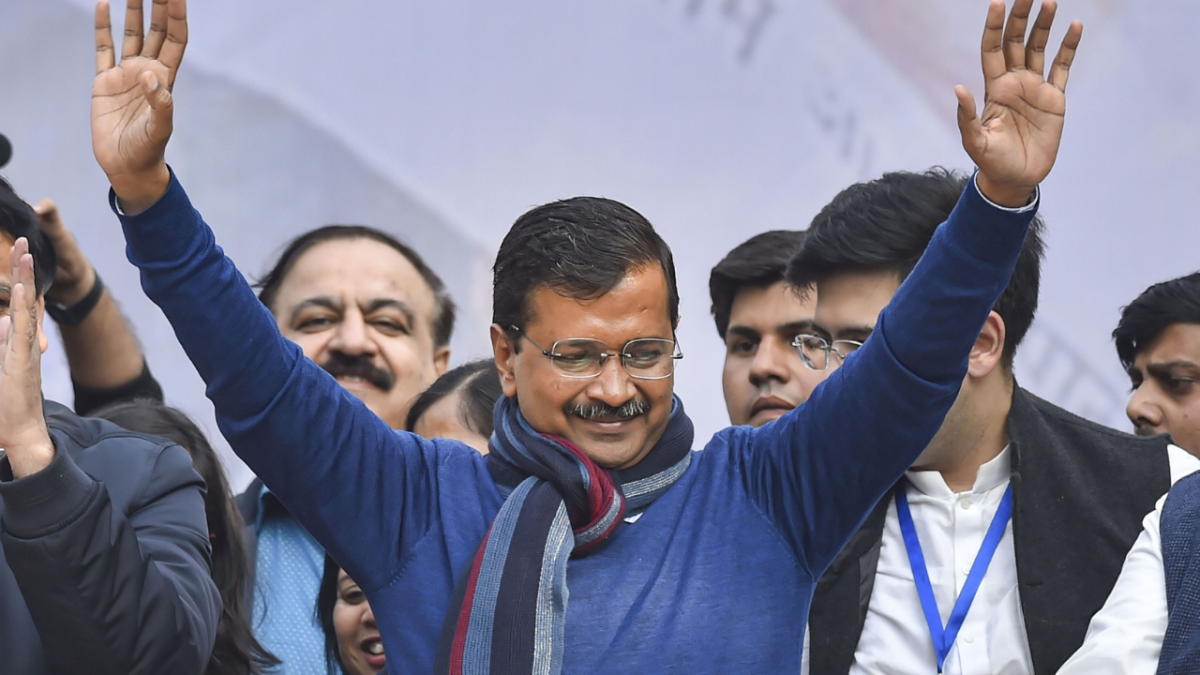'Game has just begun': As AAP steps into Gujarat, Twitter anticipates a heated Assembly election in 2022