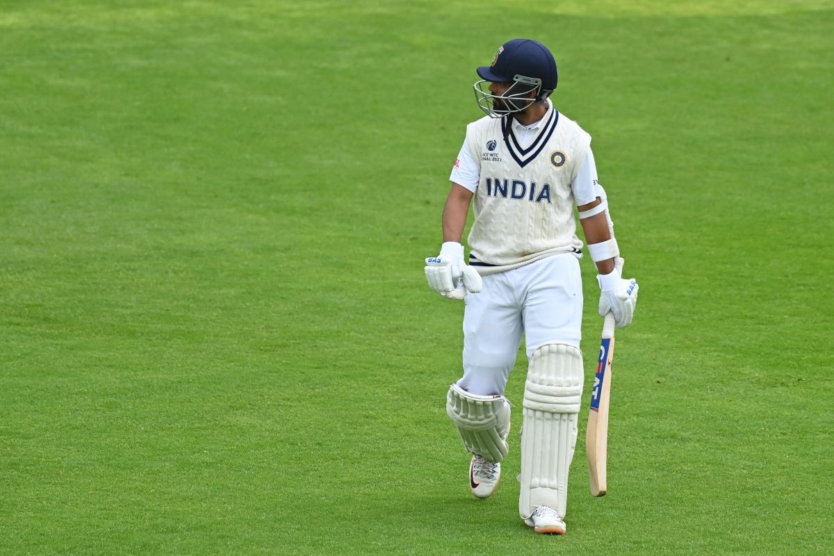 World Test Championship Final: Rishabh Pant, Ajinkya Rahane lose wickets to 'undeserving deliveries'; Twitter disappointed
