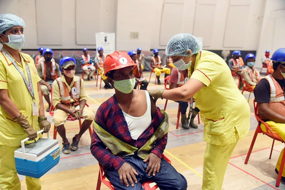 Navi Mumbai: Full list of COVID-19 vaccination centres issued by NMMC for June 17