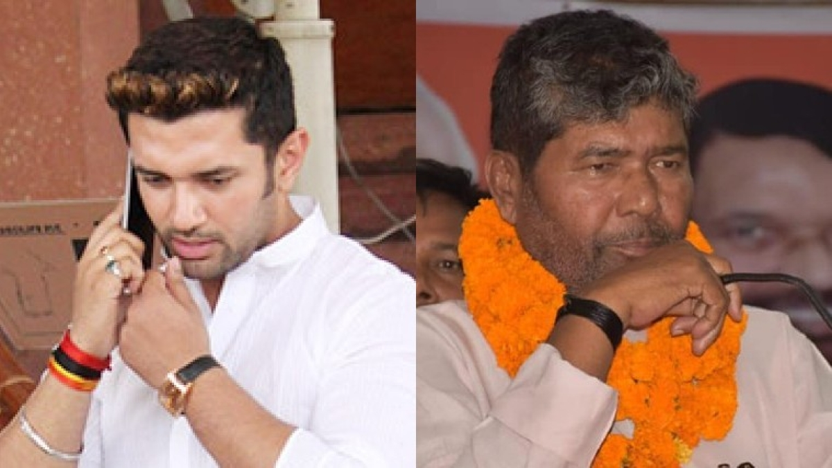 'Sher ka bachcha' Chirag Paswan fights back after a coup in LJP, urges Speaker for restoration as leader of  party in Lok Sabha