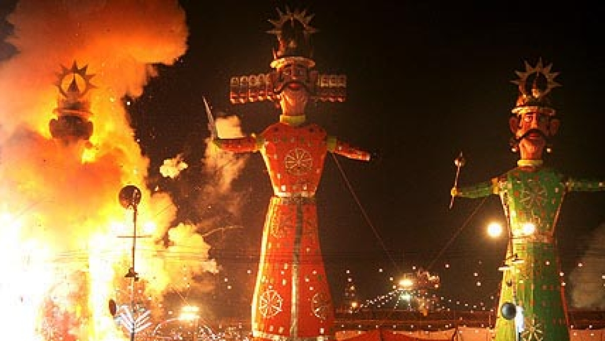 Significance of Dussehra: Victory of good over evil