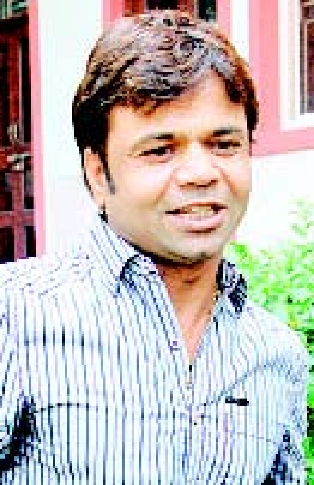Rajpal in city to promote APL