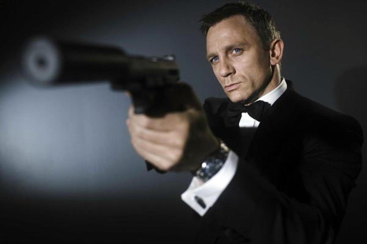 James Bond turns 50