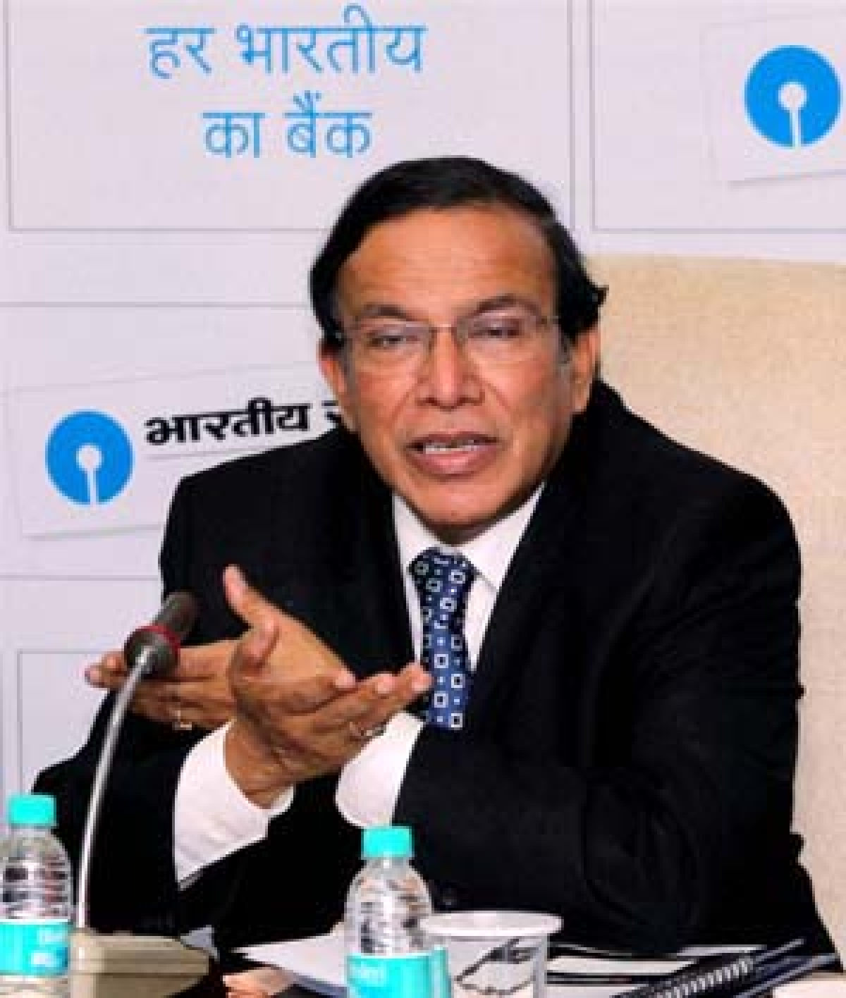 TOUGH TALK: Pratip Chaudhuri said the consortium of 17 banks have been meeting regularly to help the cash-strapped airline. SBI has over Rs 1,500-crore exposure