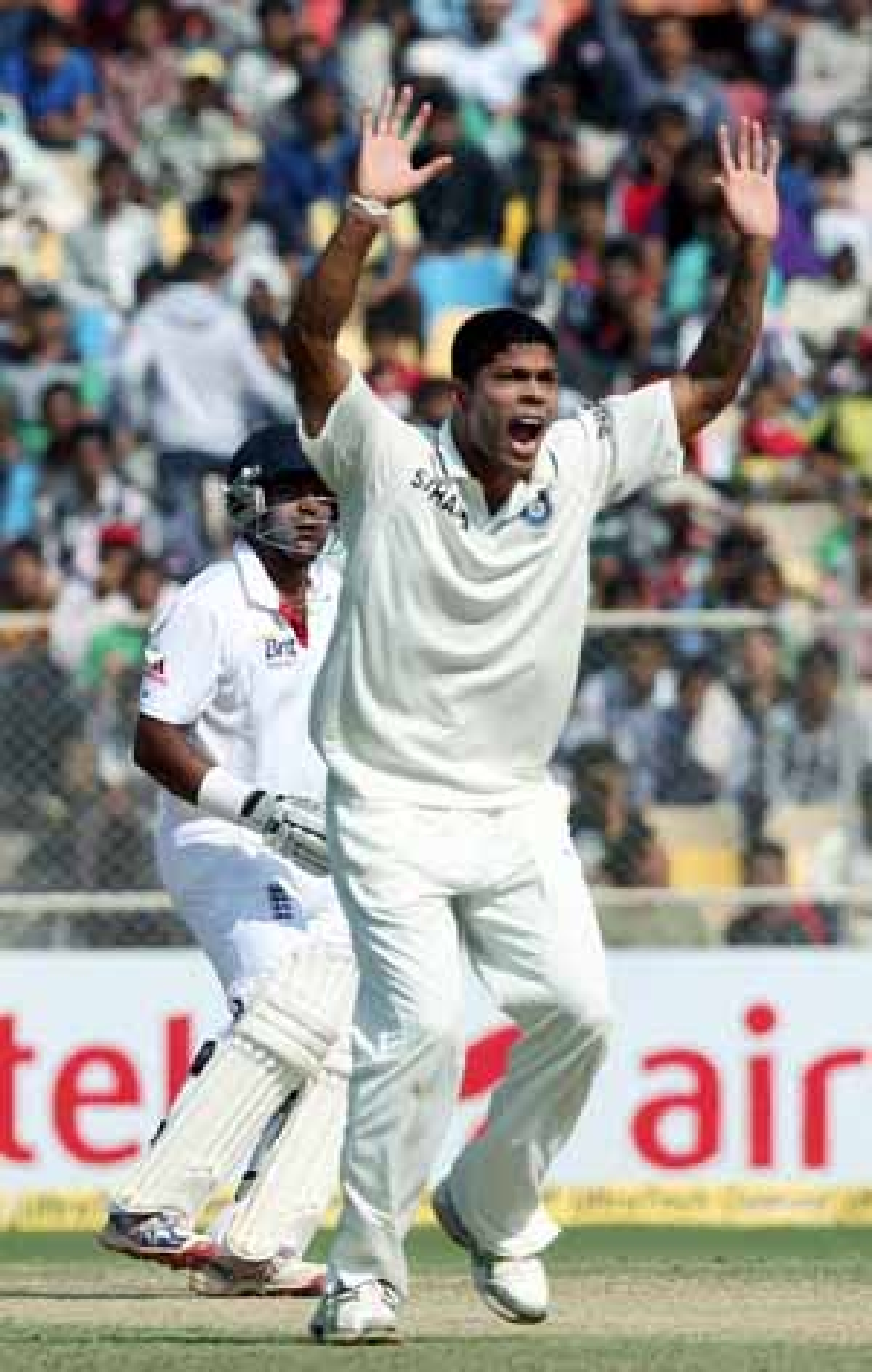 Tough time ahead for bowlers, says Umesh