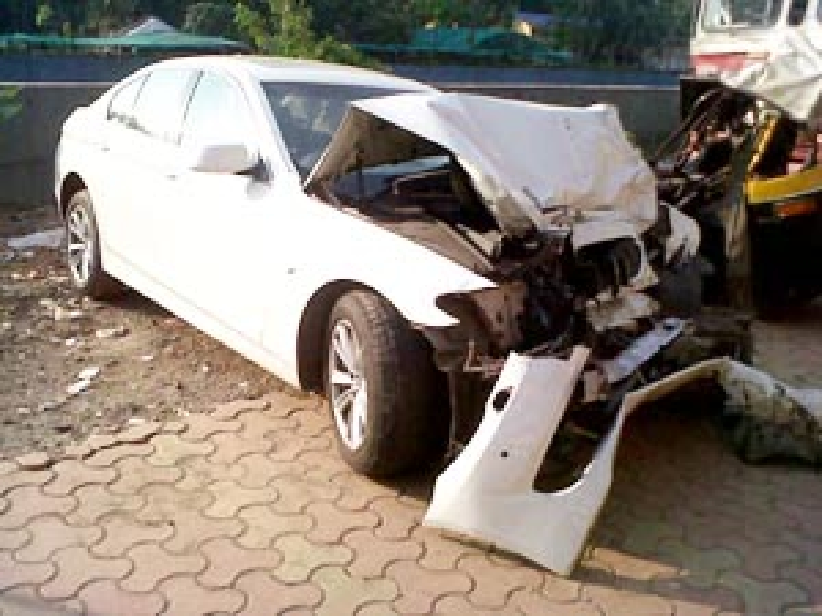 Biryani chain scions charge-sheeted in Jaguar accident case