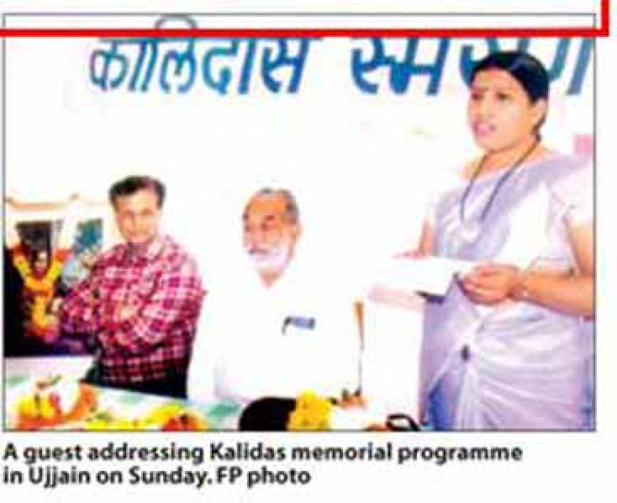 Kalidas'compositions give messages of social integration: Dr Gupta