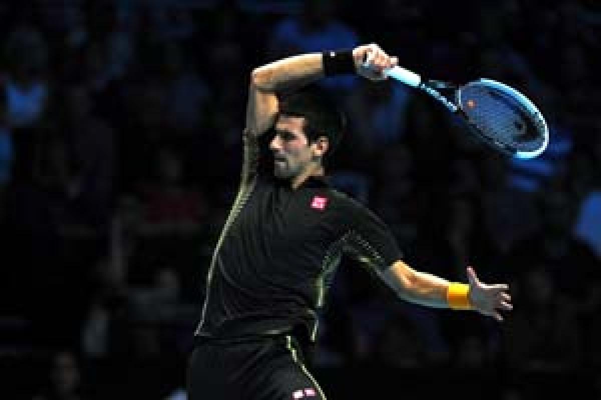Tsonga tamed by Djokovic