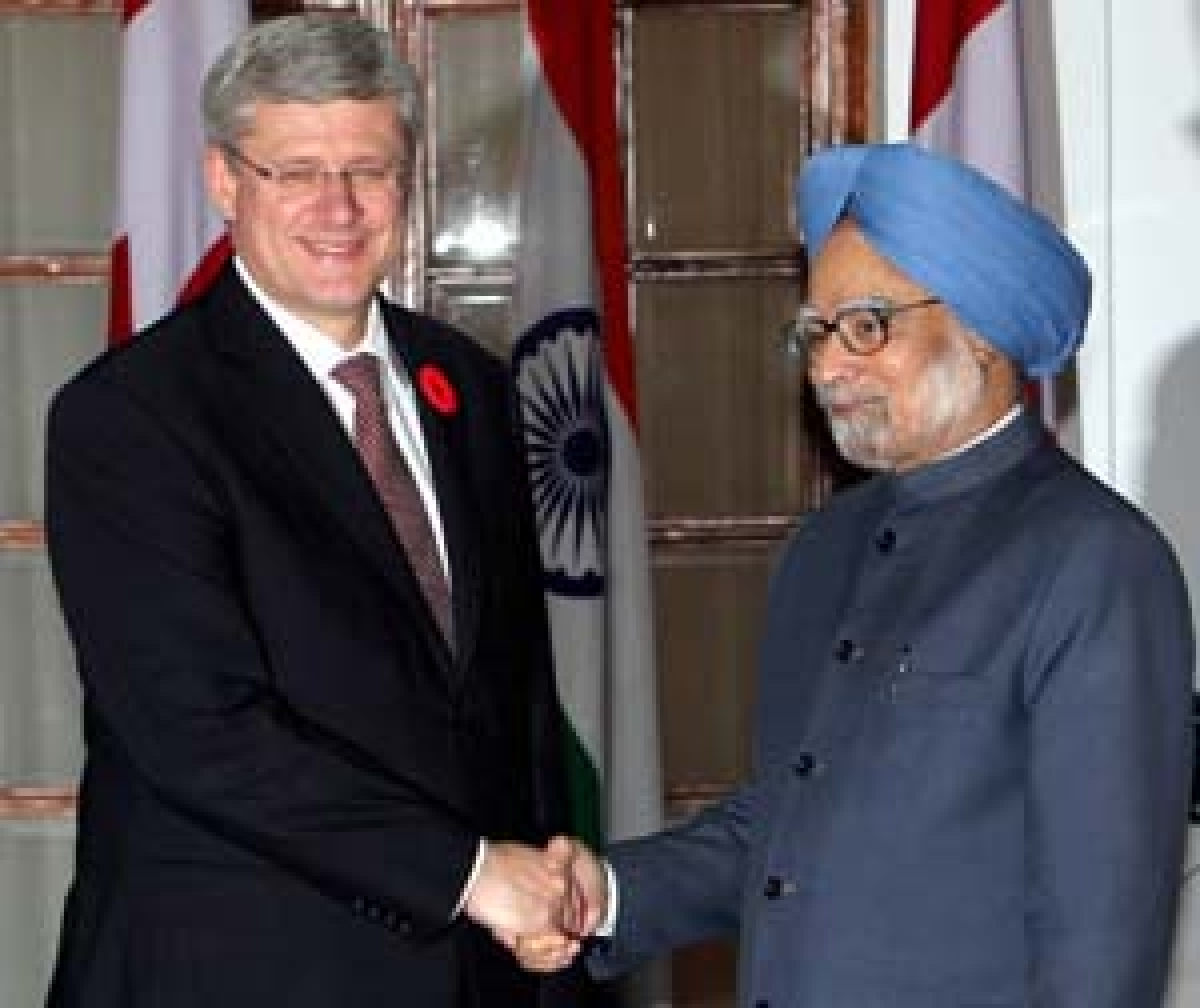 India, Canada to resume nuke trade after 36 yrs