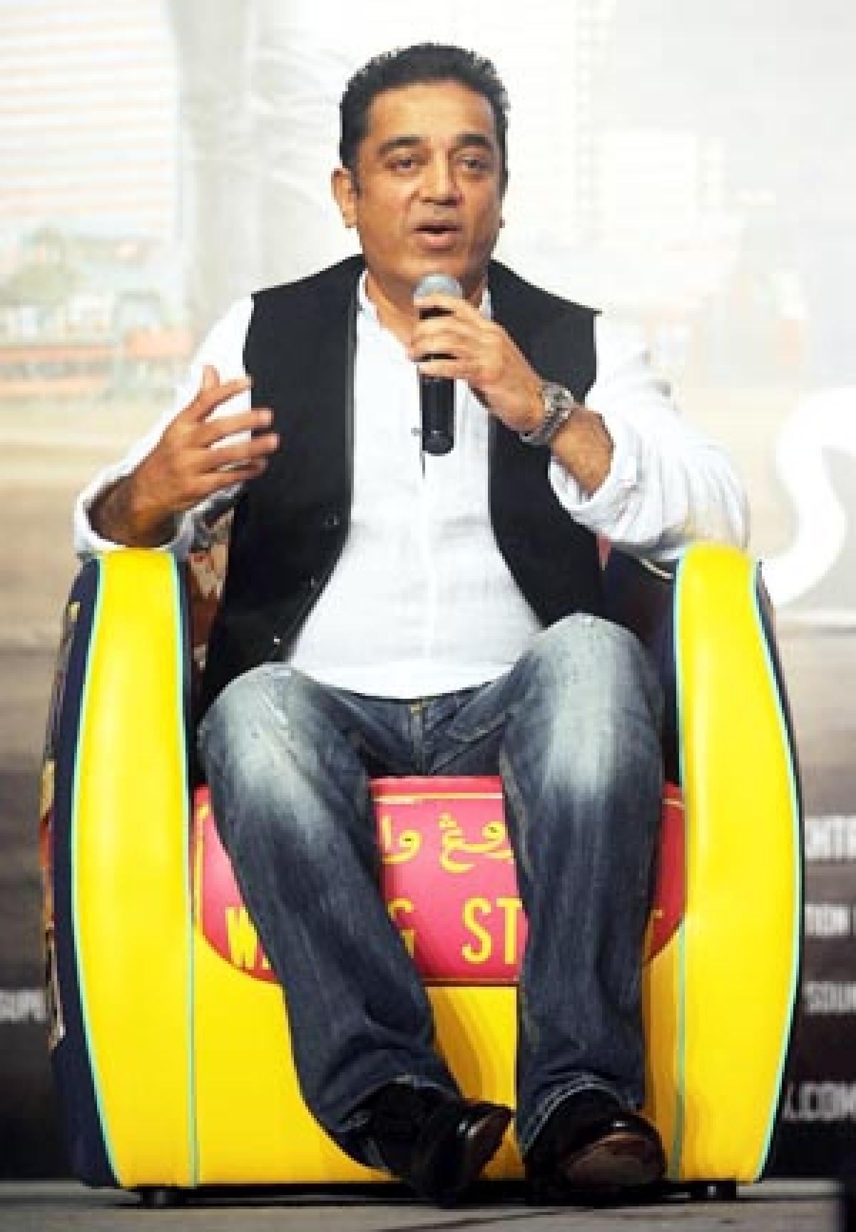 Case against Kamal Haasan?