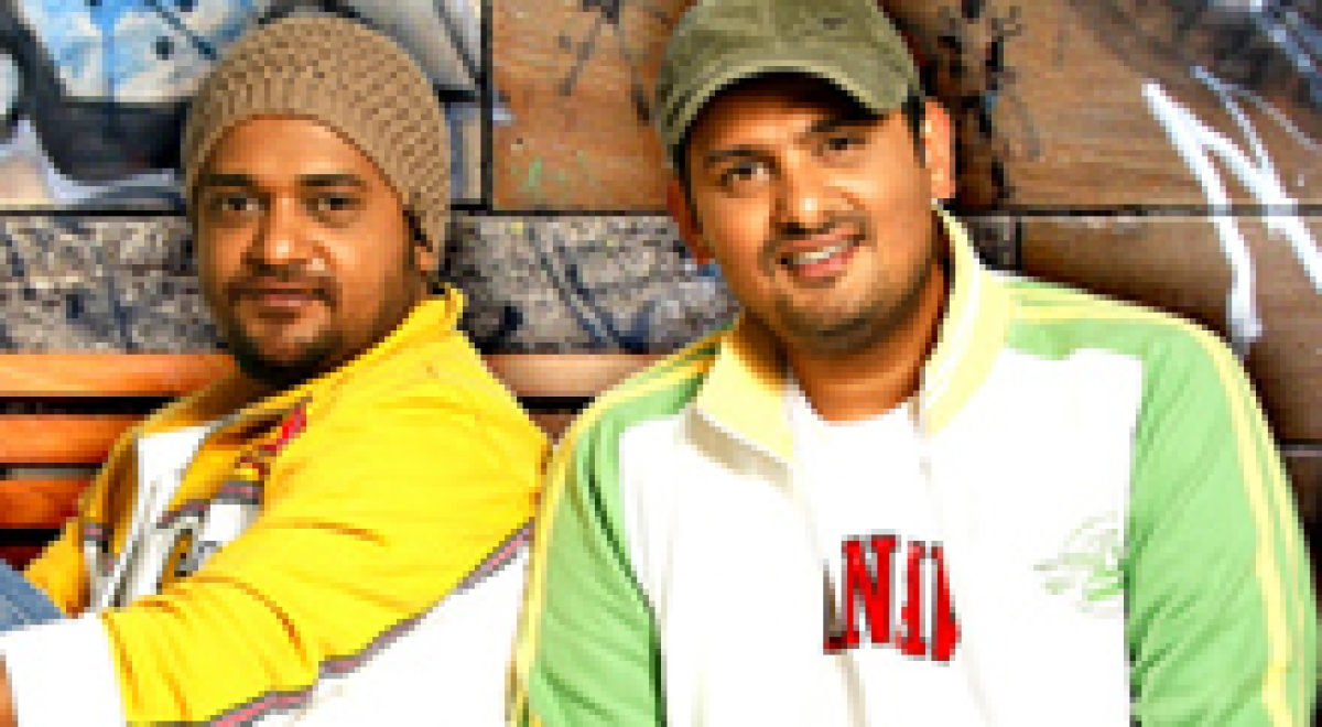 Sajid-Wajid: No sibling rivalry here