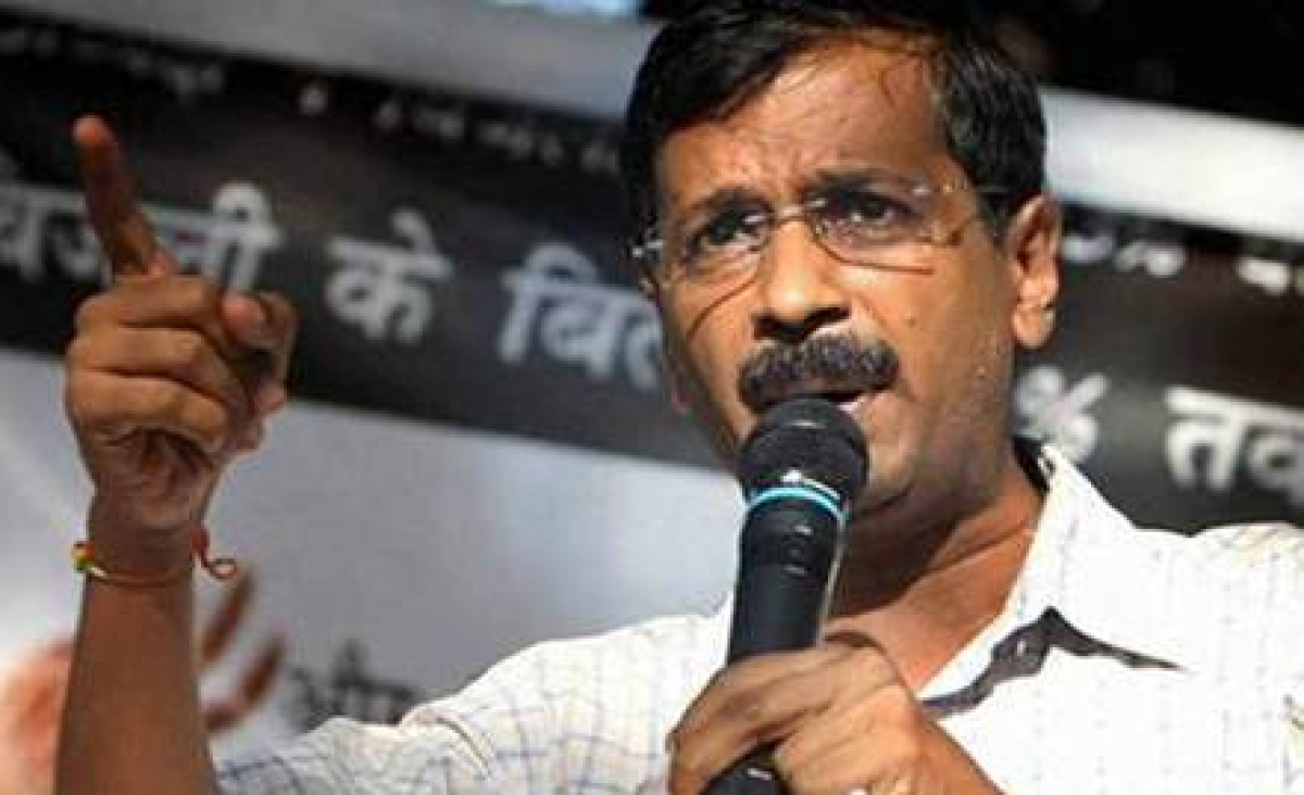 Kejriwal drops Swiss numbers at Lit. Festival