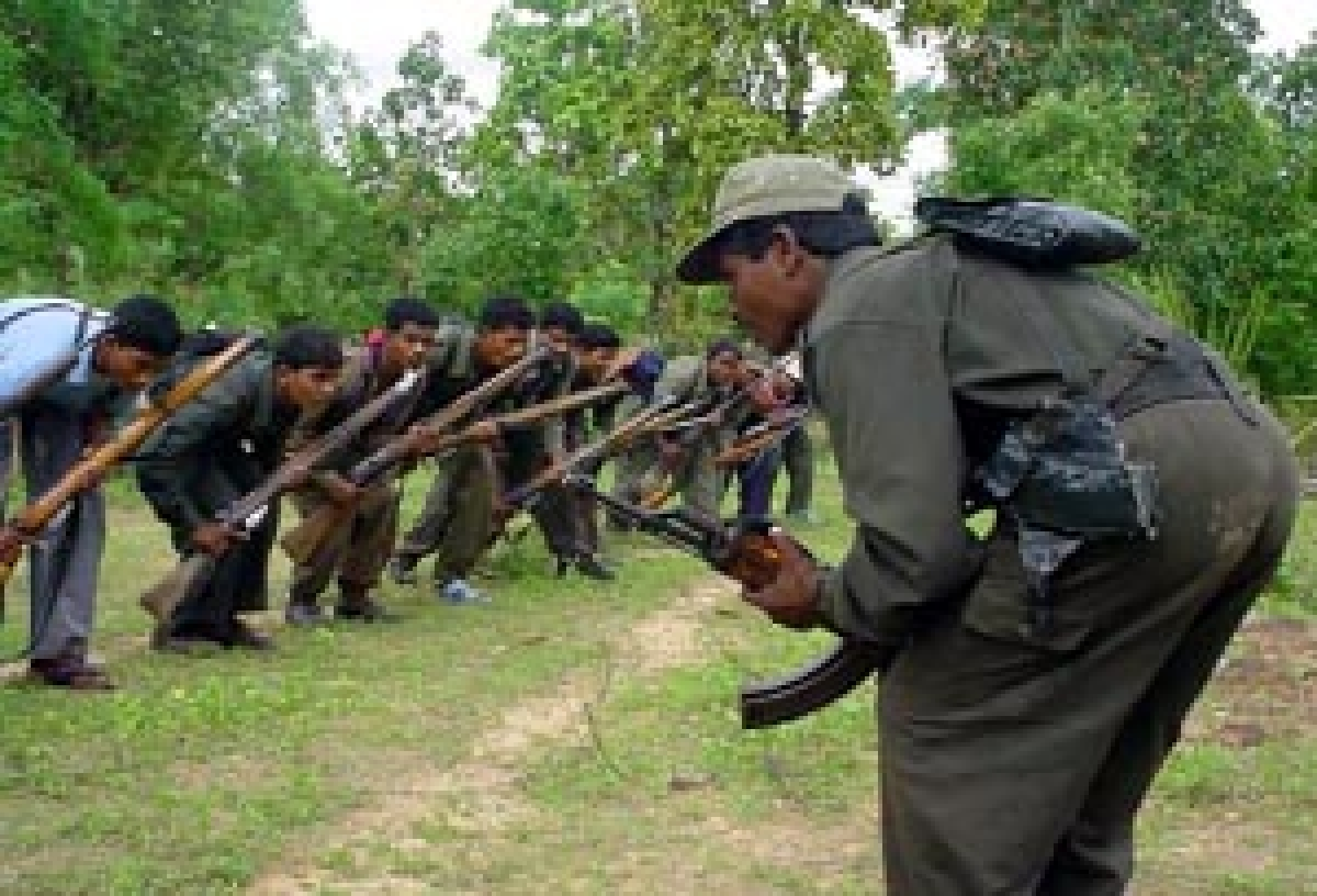 Chhattisgarh: Two naxals killed in encounter with police