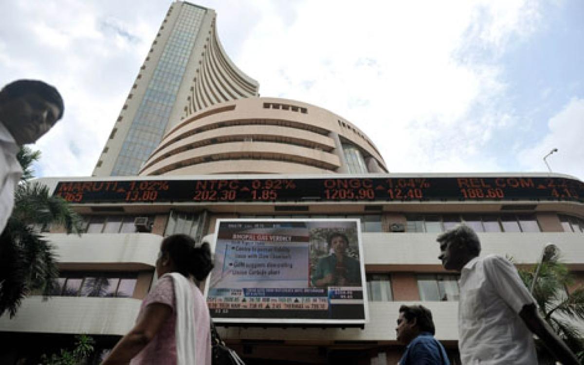 Sensex closes 137 points down; automobile stocks down