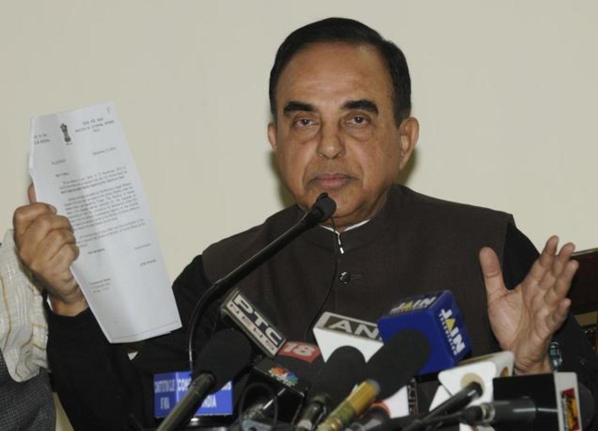 EC rejects Swamy's plea to derecognise Congress