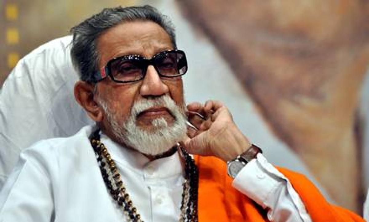 Thackeray's parochial brand of politics
