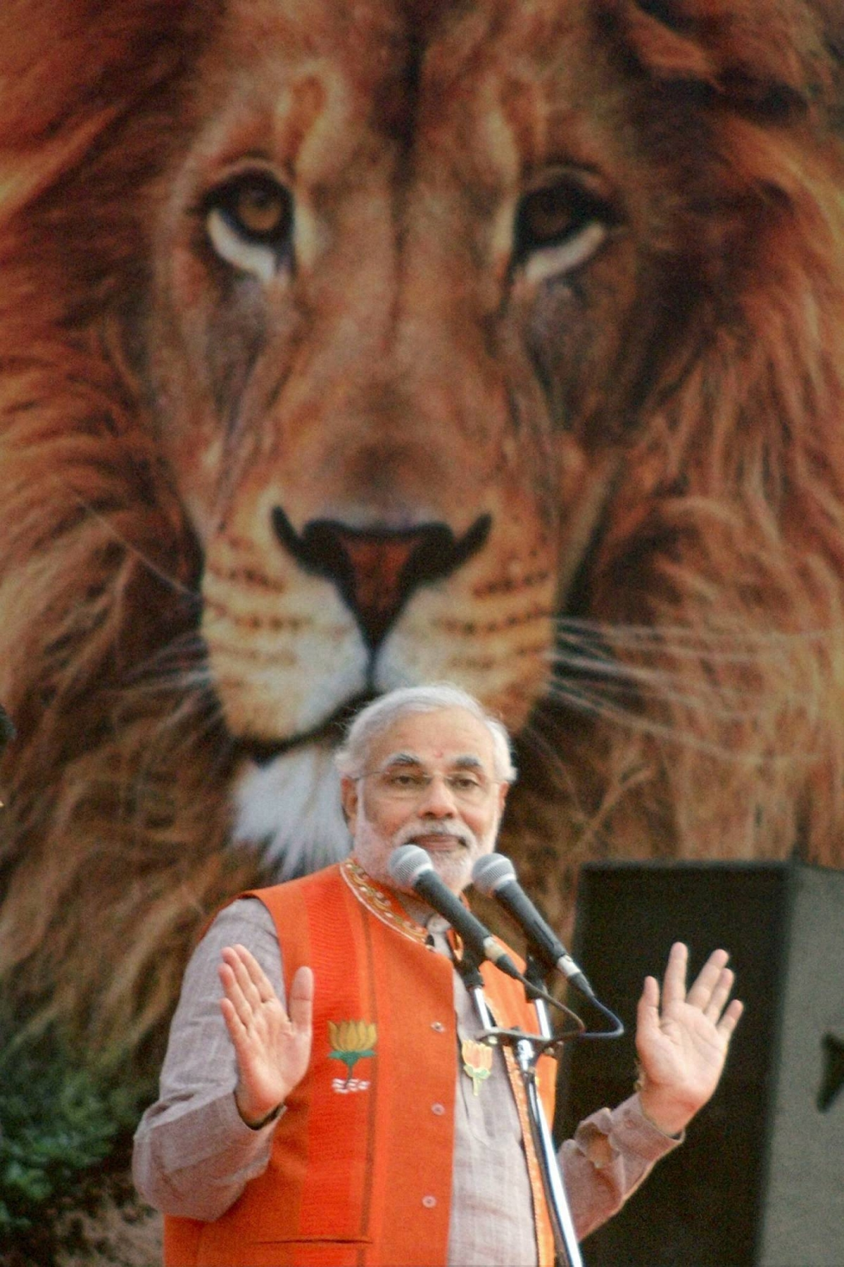 Will water woes drown Modi in Saurashtra?