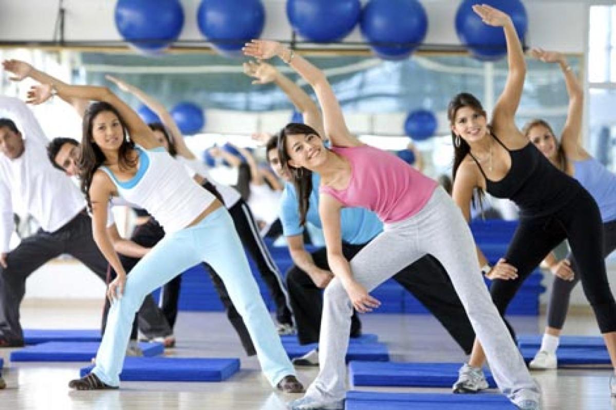 Treat exercise as fun to lose extra kilo
