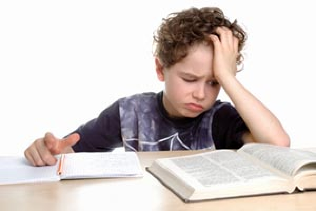 Exam Stress: Examinations and marks are not proof of intelligence