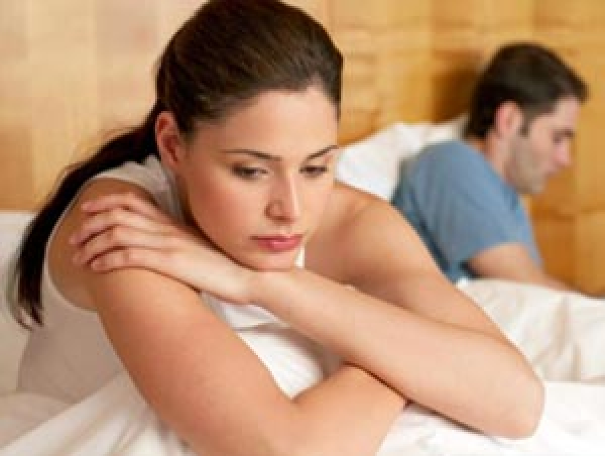 Don't hide when your spouse shuts you out