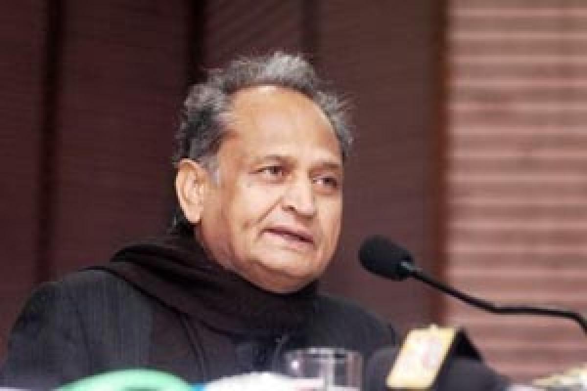 Cong will revive from Vidarbha in Maha polls: Gehlot