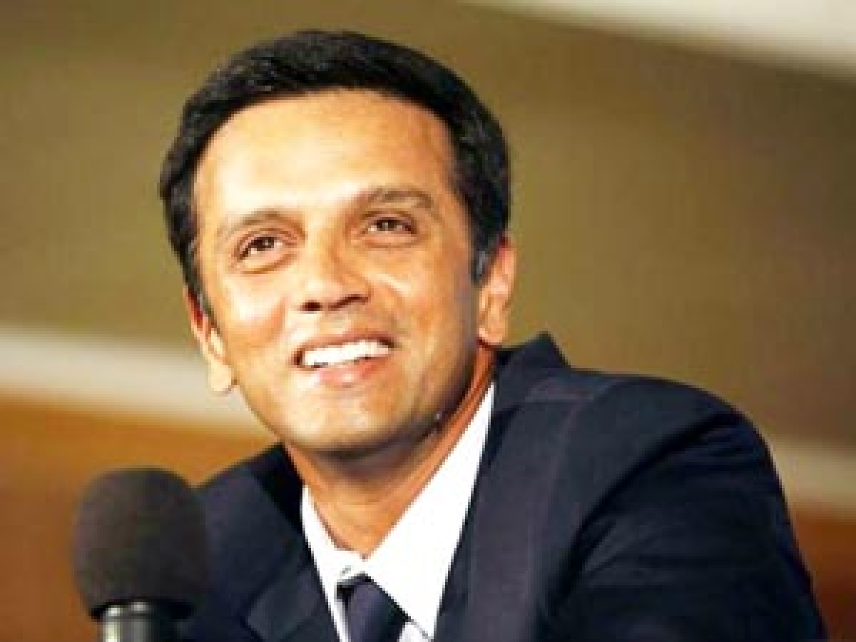 Take call on Sehwag's  fate as opener: Dravid