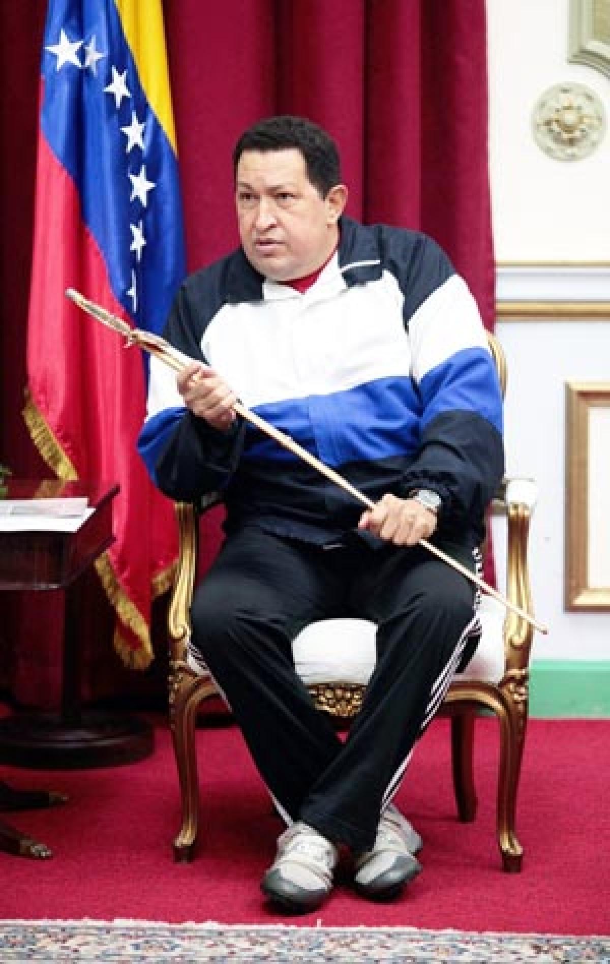 WORLD MOURNS CHAVEZ