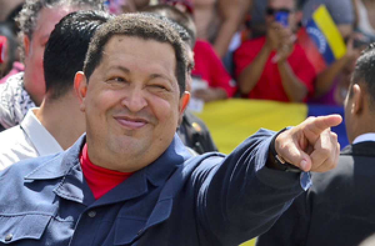 Chavez: Last of the Left outposts falls