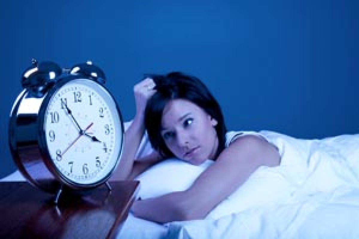 Insomnia may triple risk of heart failure