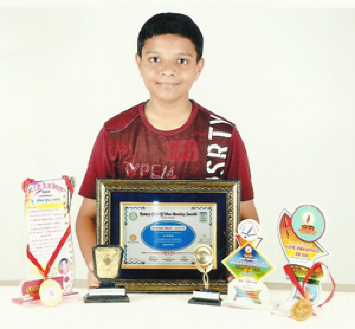 'Dim-witted' boy wins 'Bal Vaigyanik' award