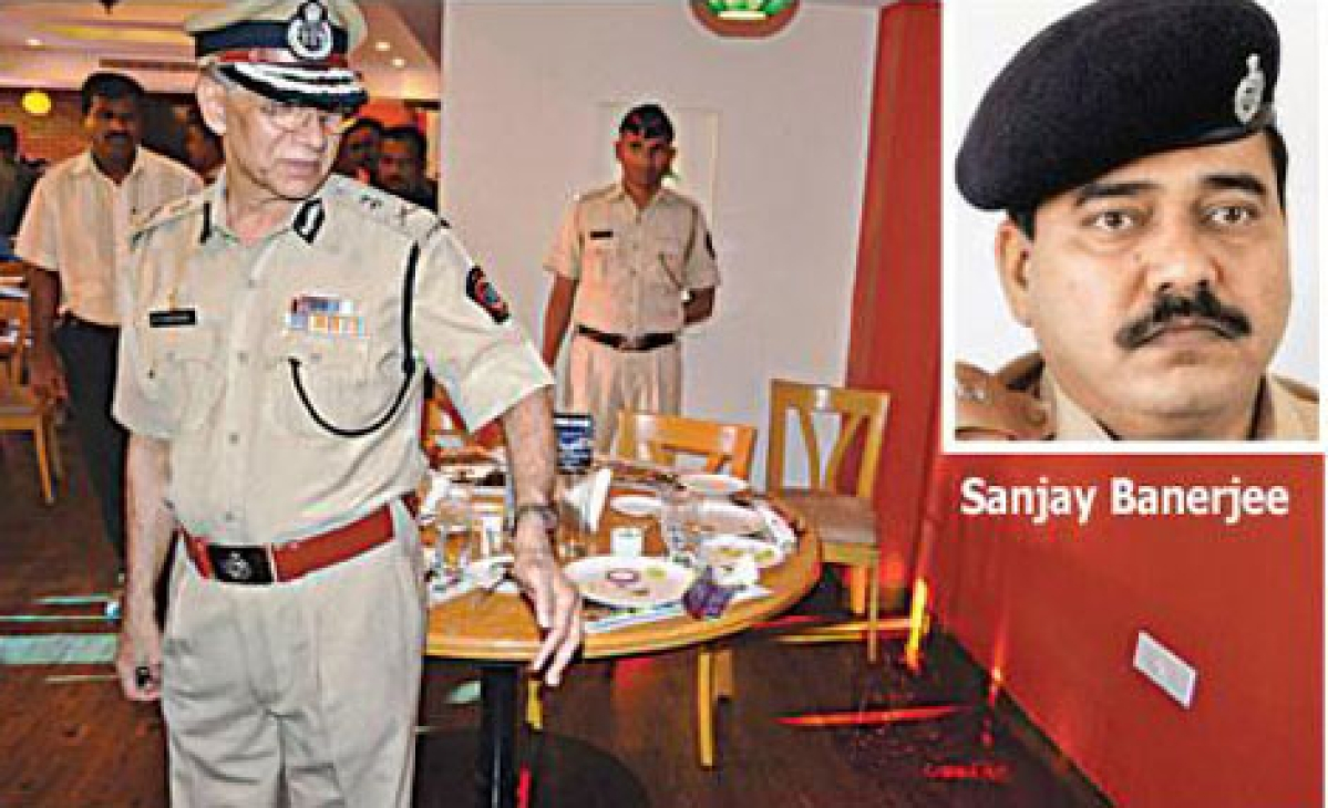 DCP shoots self as wife, kids watched